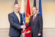 Đại sứ Việt Nam tại Hoa Kỳ hội kiến Bộ trưởng Quốc phòng James Mattis