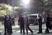 Súng nổ gây hỗn loạn tại thủ phủ bang New Jersey của Mỹ