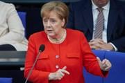 Phần lớn người Đức không tin Thủ tướng Merkel về vấn đề nhập cư