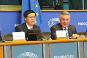 """Hội thảo """"Hiệp định Thương mại tự do Việt Nam-EU: Cú hích cuối cùng"""""""