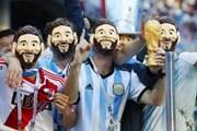 World Cup 2018: Messi giả ngập tràn còn Messi thật mất hút
