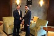 Thứ trưởng Bộ Ngoại giao Bùi Thanh Sơn thăm làm việc Singapore, Ấn Độ