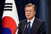 Phủ Tổng thống Hàn Quốc đánh giá một năm thực hiện Sáng kiến Berlin