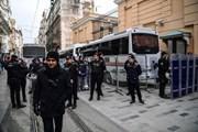 """Cảnh sát Thổ Nhĩ Kỳ bắt giữ hai người Anh """"tuyên truyền khủng bố"""""""