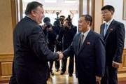 Báo Mỹ coi chuyến thăm Triều Tiên của ông Pompeo là một 'thất bại'