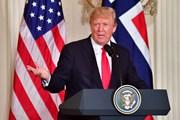 Tổng thống Mỹ Trump đến Brussels dự Hội nghị thượng đỉnh NATO