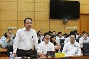 Cải cách hành chính của Bộ Công Thương đạt tiến bộ qua từng năm