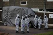 Anh: OPCW thu thập các mẫu thử tại Amesbury để kiểm tra chất độc