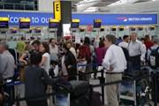 Hãng hàng không British Airway khắc phục lỗi hệ thống máy tính