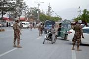 Pakistan siết chặt an ninh trước cuộc tổng tuyển cử vào ngày 25/7 tới