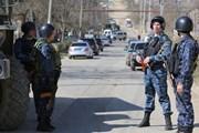 Nga: Các tay súng tấn công cảnh sát tại Cộng hòa Dagestan