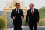Các nhà lãnh đạo Nga-Pháp thảo luận về viện trợ nhân đạo tới Syria