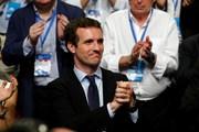Tây Ban Nha: Đảng Nhân dân có thủ lĩnh mới Pablo Casado, 37 tuổi