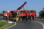 Hơn 50 người thương vong vì tai nạn xe buýt tại Ba Lan