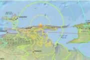 Động đất mạnh 7,3 độ Richter ở Venezuela, nhiều tòa nhà bị rung lắc