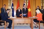 Việt Nam-Australia ký kết hợp tác trong lĩnh vực giáo dục nghề nghiệp