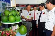 180 doanh nghiệp tham gia hội chợ nông nghiệp quốc tế tại Đà Nẵng