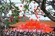 Ngày thơ Việt Nam Xuân Mậu Tuất 2018 có nhiều điểm mới