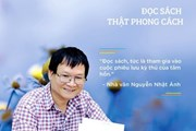 Năm tựa sách thu hút sự chú ý nhất của nhà văn Nguyễn Nhật Ánh