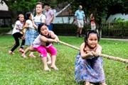 Trò chơi dân gian các nước 'hội ngộ' tại Hà Nội dịp Quốc tế thiếu nhi