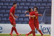Công Phượng lập cú đúp, U23 Việt Nam đánh bại U23 Thái Lan