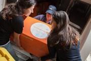 FedEx cam kết viện trợ 1 triệu USD hỗ trợ khủng hoảng nhập cư châu Âu