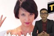 """Rap News 40: Nổi vụ người đẹp Oanh Yến, bầu Đức """"dìm hàng"""" Miura"""