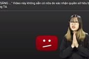 YouTube VTV bị khóa, xôn xao vụ ghép ảnh Hoa hậu Kỳ Duyên