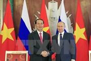 Toàn cảnh chuyến thăm Nga và Belarus của Chủ tịch nước Trần Đại Quang