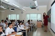 Thời gian thực hiện chương trình giáo dục mới có thể lùi 2 năm