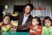Hỗ trợ kinh phí ăn trưa cho trẻ mẫu giáo vùng khó khăn