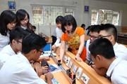 Bộ Giáo dục công bố dự thảo các chương trình môn học mới