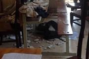 Vụ sập trần ở THPT Trần Nhân Tông: Sẽ di dời trường trong tháng Tư