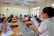 Thi THPT quốc gia 2018: Bố mẹ không áp lực, con làm bài tốt hơn