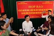 Gian lận điểm ở Hà Giang: Vẫn còn nhiều vấn đề còn bỏ ngỏ