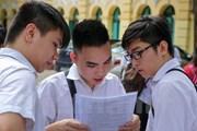 Rà soát quy trình thi Trung học phổ thông quốc gia trên toàn quốc
