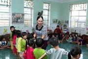 Những giáo viên mầm non bị lãng quên quyền lợi