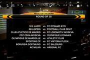 Bốc thăm vòng 1/8 Europa League: Arsenal đụng độ AC Milan