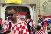 Video người Croatia phát cuồng trước trận chung kết World Cup 2018