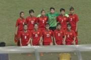 Trực tiếp ASIAD ngày 21/8: Tuyển nữ Nhật Bản đang dẫn Việt Nam 5-0