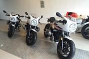 Triệu hồi 80 xe môtô hai bánh BMW Motorrad R-Nite-T để sửa lỗi