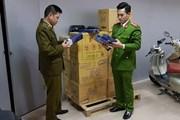 Hà Nội thu giữ 700 cây thuốc lá do nước ngoài sản xuất không giấy tờ