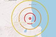 Nga: Cảnh báo sóng thần sau động đất 6.7 độ ở vùng Viễn Đông