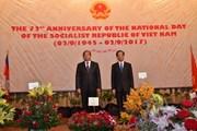 Kỷ niệm 72 năm Quốc khánh 2/9 tại Nhật Bản và Campuchia