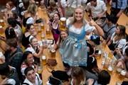 Lễ hội bia Oktoberfest diễn ra trong điều kiện an ninh được thắt chặt