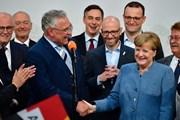 Đức thông báo kết quả kiểm phiếu cuối cùng của cuộc bầu cử