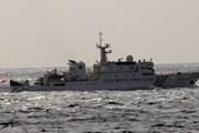Tàu Trung Quốc xuất hiện gần quần đảo tranh chấp với Nhật Bản
