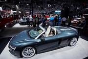 Audi đạt doanh số bán hàng kỷ lục tại thị trường Trung Quốc