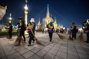 Thái Lan đang đẩy mạnh cuộc chiến chống nạn buôn người