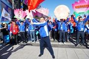 Đoàn Việt Nam gây ấn tượng tại Festival thanh niên, sinh viên thế giới
